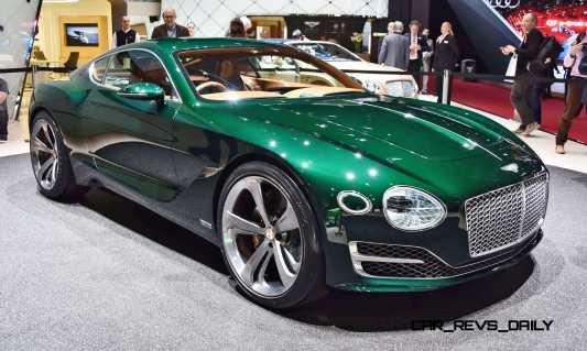 2015 Bentley EXP10 Speed6 Concept 4