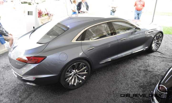 2015 Buick Avenir Concept with Y-Job in Amelia Island 12