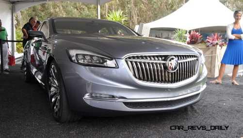 2015 Buick Avenir Concept with Y-Job in Amelia Island 22