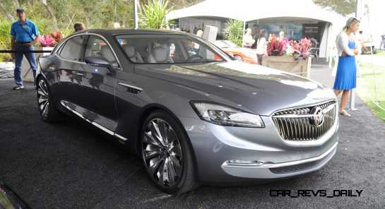 2015 Buick Avenir Concept with Y-Job in Amelia Island 33