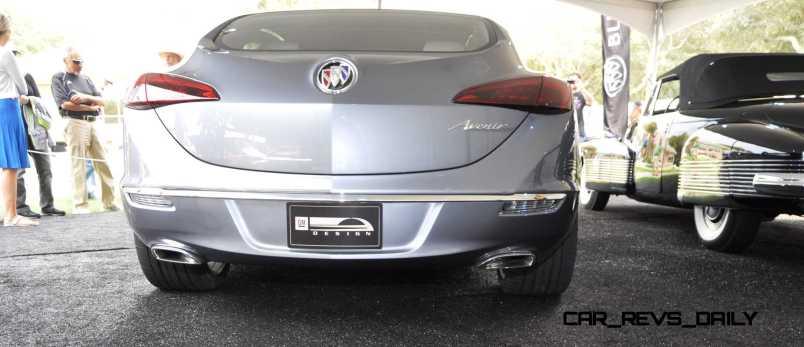 2015 Buick Avenir Concept with Y-Job in Amelia Island 4
