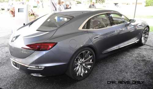 2015 Buick Avenir Concept with Y-Job in Amelia Island 9