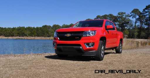 2015 Chevrolet Colorado Z71 38
