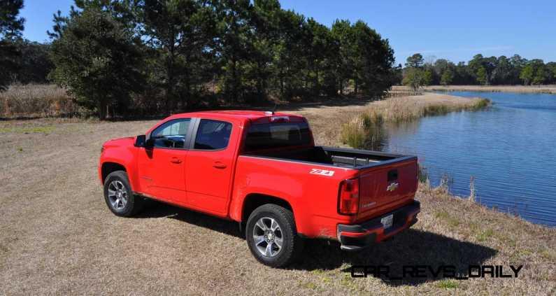 2015 Chevrolet Colorado Z71 60