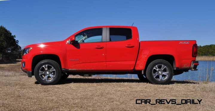 2015 Chevrolet Colorado Z71 69