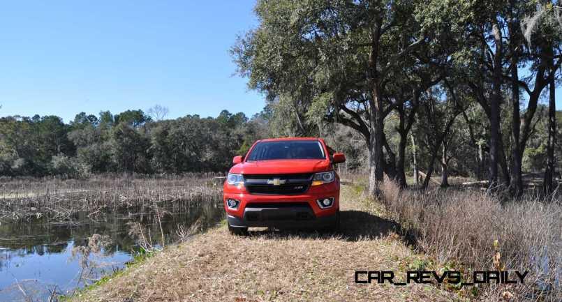 2015 Chevrolet Colorado Z71 78