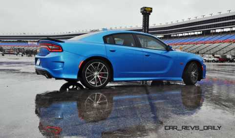 2015 Dodge Charger RT Scat Pack in B5 Blue 30