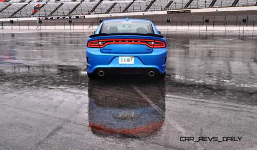 2015 Dodge Charger RT Scat Pack in B5 Blue 40