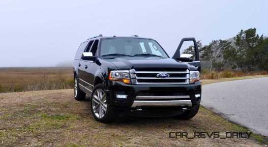 2015 Ford Expedition Platinum EL 57