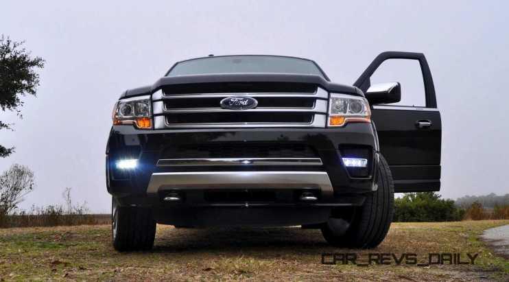 2015 Ford Expedition Platinum EL 63