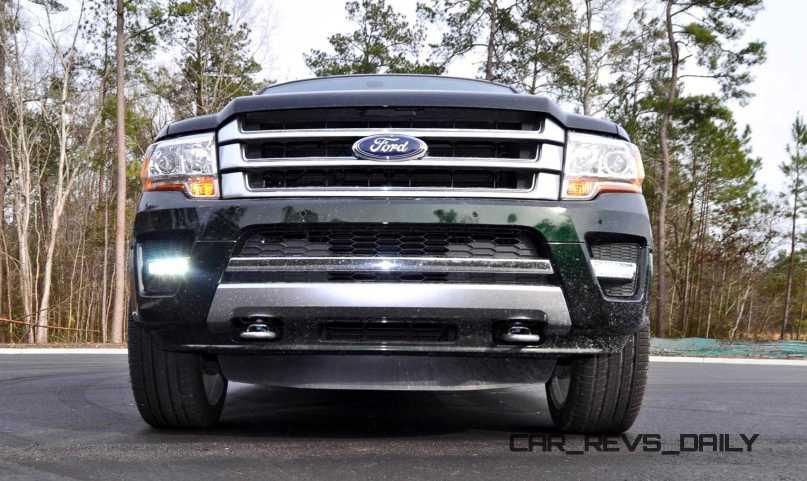 2015 Ford Expedition Platinum EL 8
