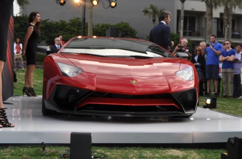 2015 Lamborghini Aventador SV USA Reveal 4