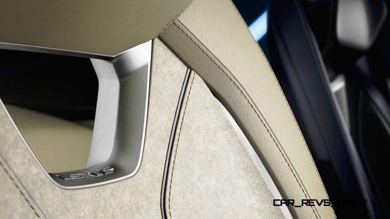 2015 Lexus LF-SA Concept  13