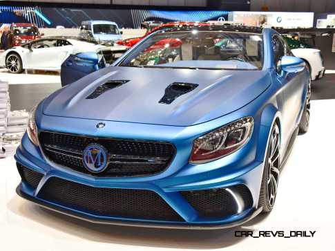 2015 Mansory S63 Coupe 4