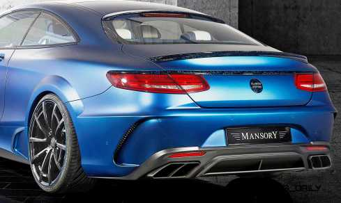 2015 Mansory S63 Coupe 8