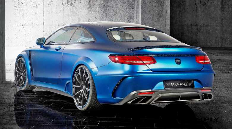 2015 Mansory S63 Coupe 9