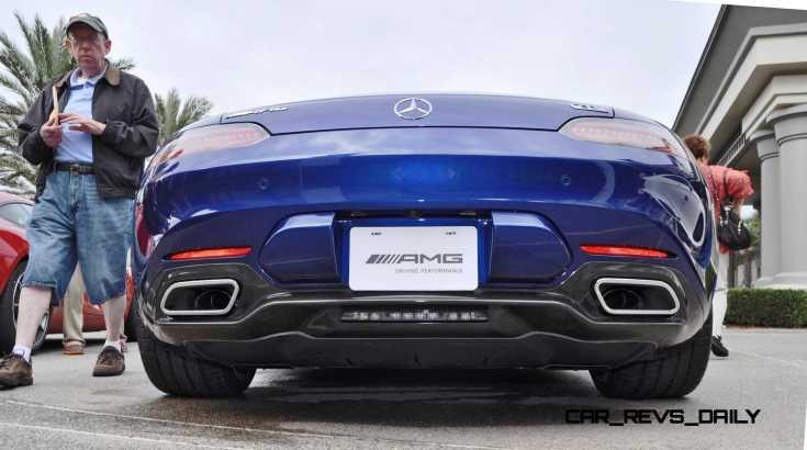 2015 Mercedes-AMG GT-S 18