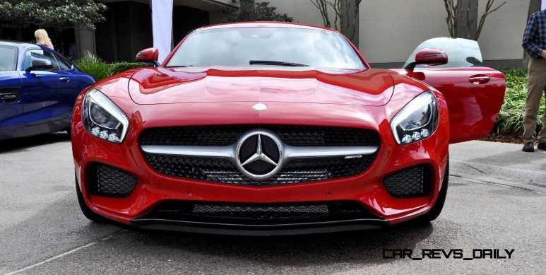 2015 Mercedes-AMG GT-S 72