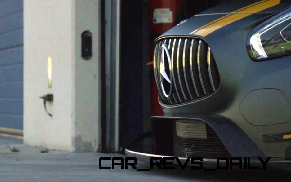 2015 Mercedes-AMG GT3 24
