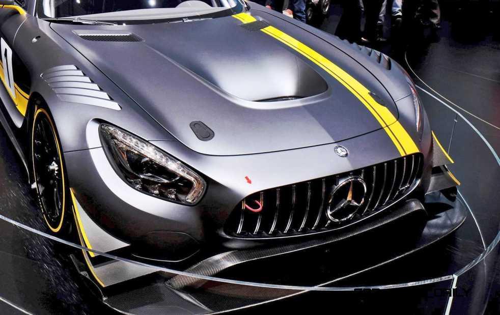 2015 Mercedes-AMG GT3 4