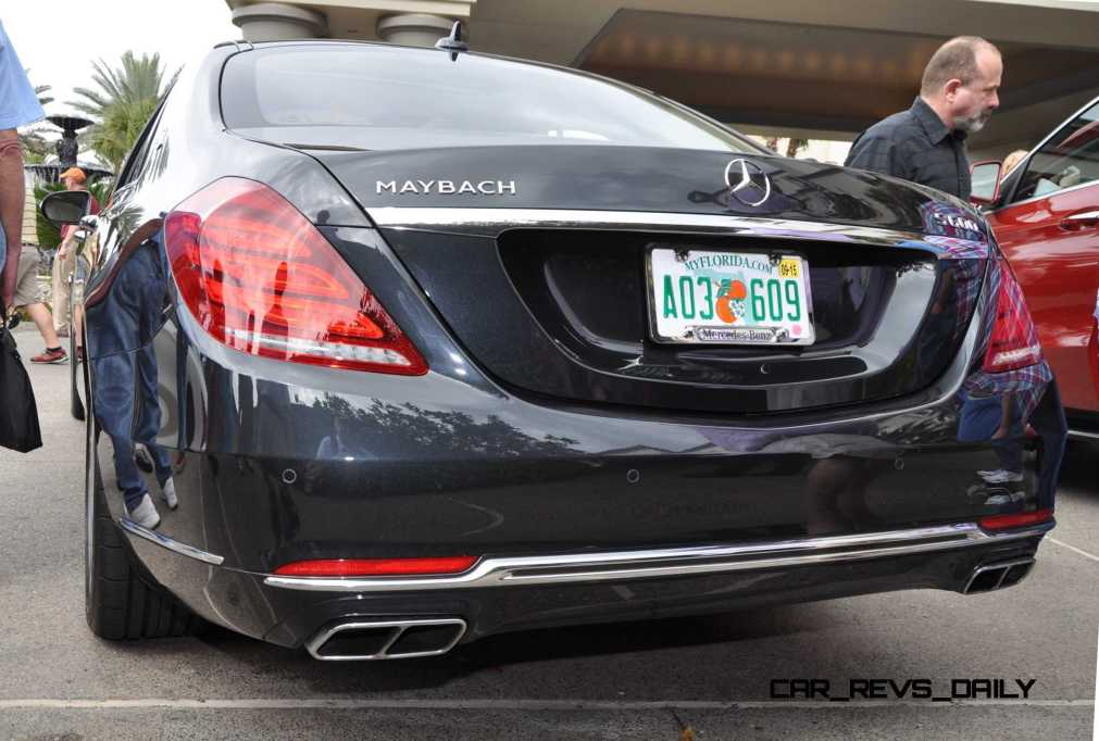 2015 Mercedes-Maybach S600 34