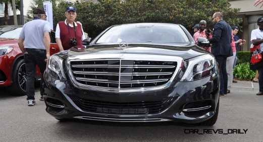 2015 Mercedes-Maybach S600 6