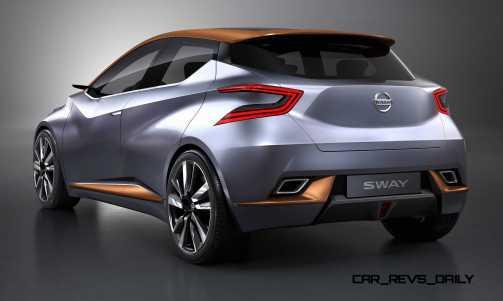 2015 Nissan SWAY Concept 16
