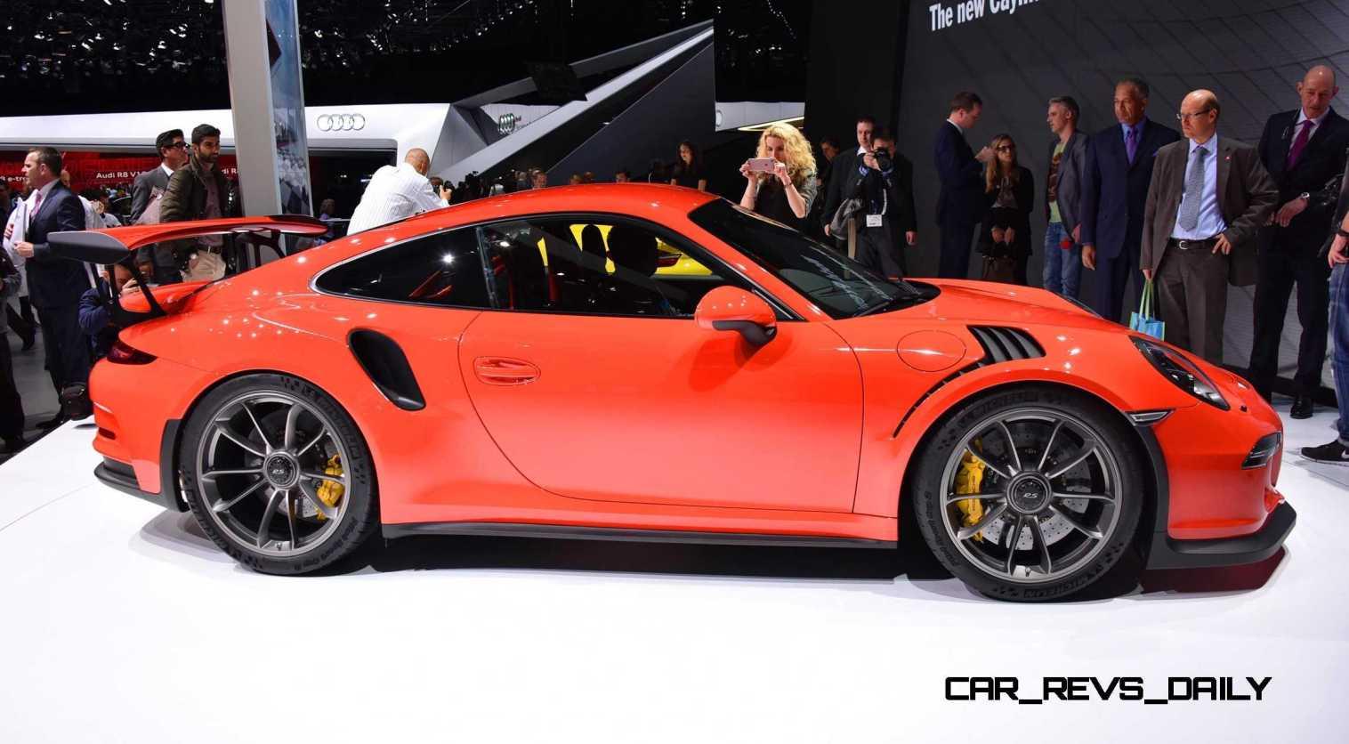2015 Porsche 911 GT3 RS 1