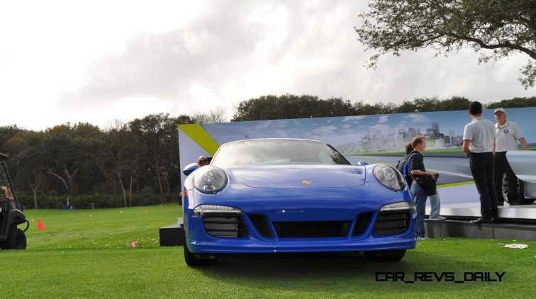 2015 Porsche 911 GTS Club Coupe 18