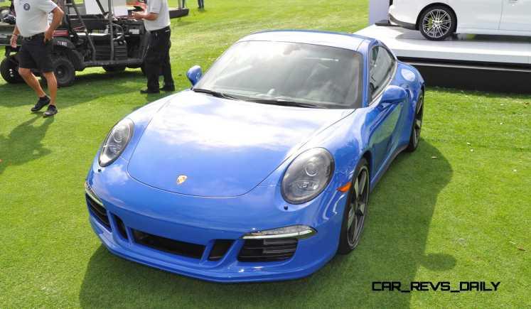 2015 Porsche 911 GTS Club Coupe 23