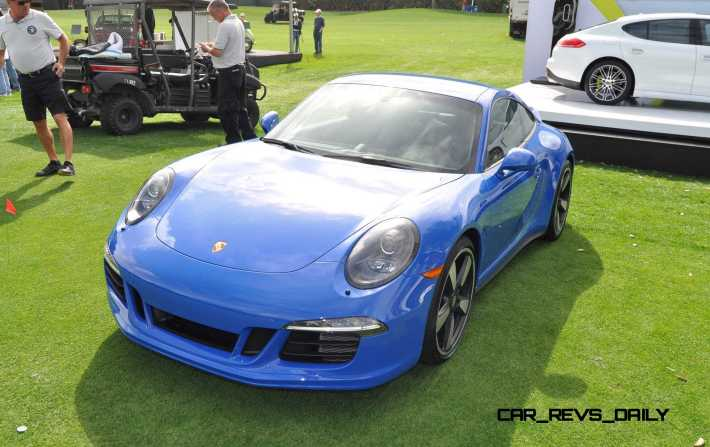 2015 Porsche 911 GTS Club Coupe 24