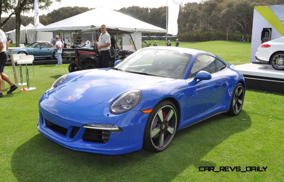 2015 Porsche 911 GTS Club Coupe 26