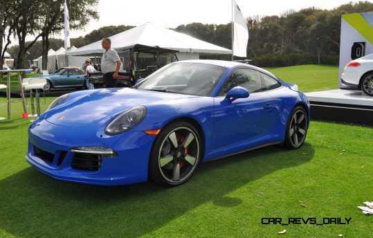 2015 Porsche 911 GTS Club Coupe 27