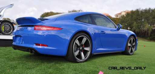 2015 Porsche 911 GTS Club Coupe 37