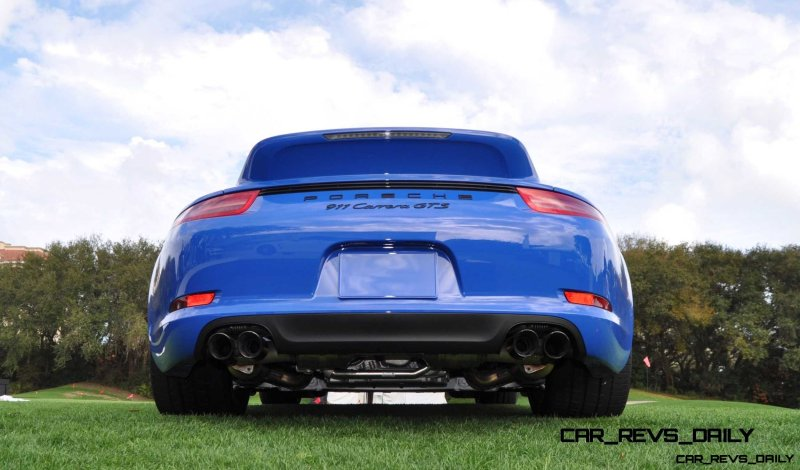 2015 Porsche 911 GTS Club Coupe 42