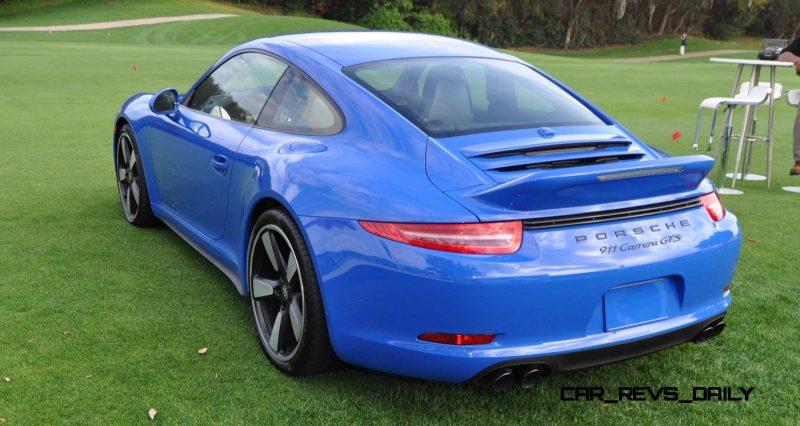 2015 Porsche 911 GTS Club Coupe 47