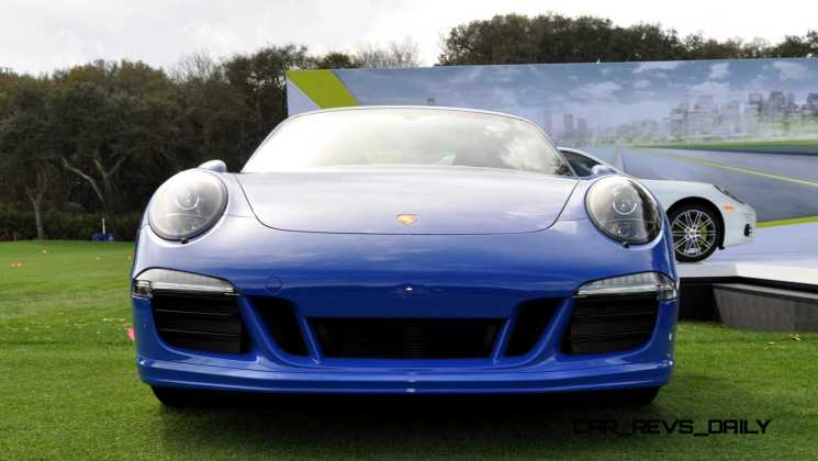 2015 Porsche 911 GTS Club Coupe 59