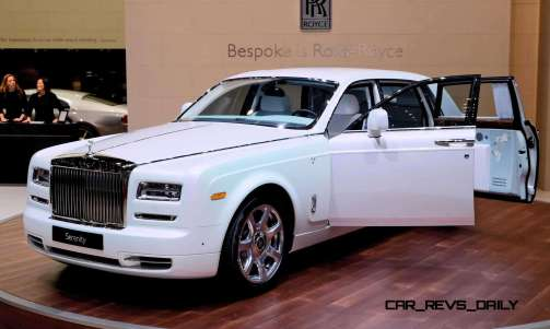 2015 Rolls-Royce Phantom SERENITY 8