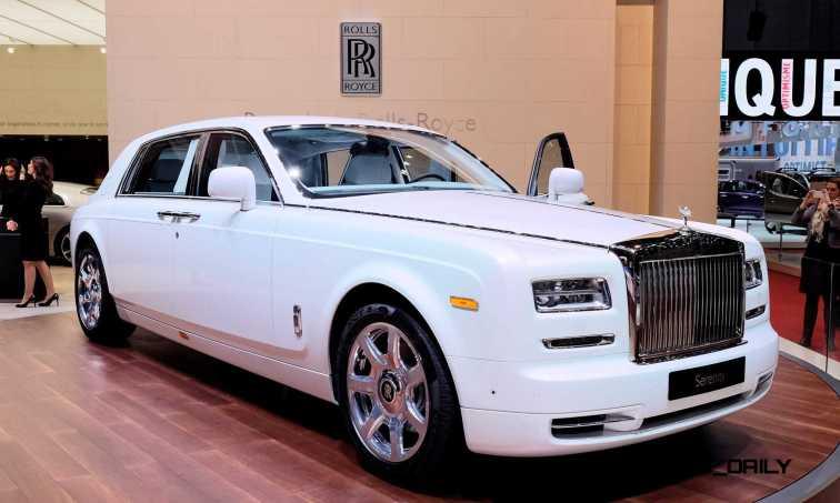 2015 Rolls-Royce Phantom SERENITY 9