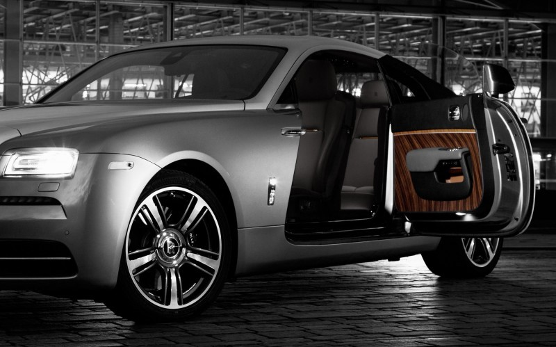 2015 Rolls-Royce WRAITH Inspired by Film Special Edition 7