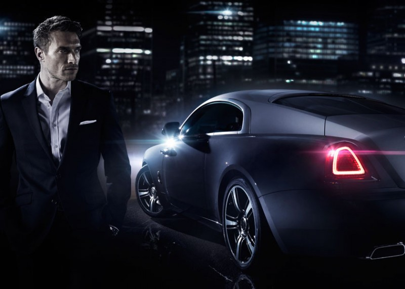 2015 Rolls-Royce WRAITH Inspired by Film Special Edition 8