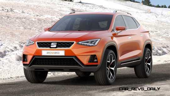 2015 SEAT 20V20 Concept SUV 19