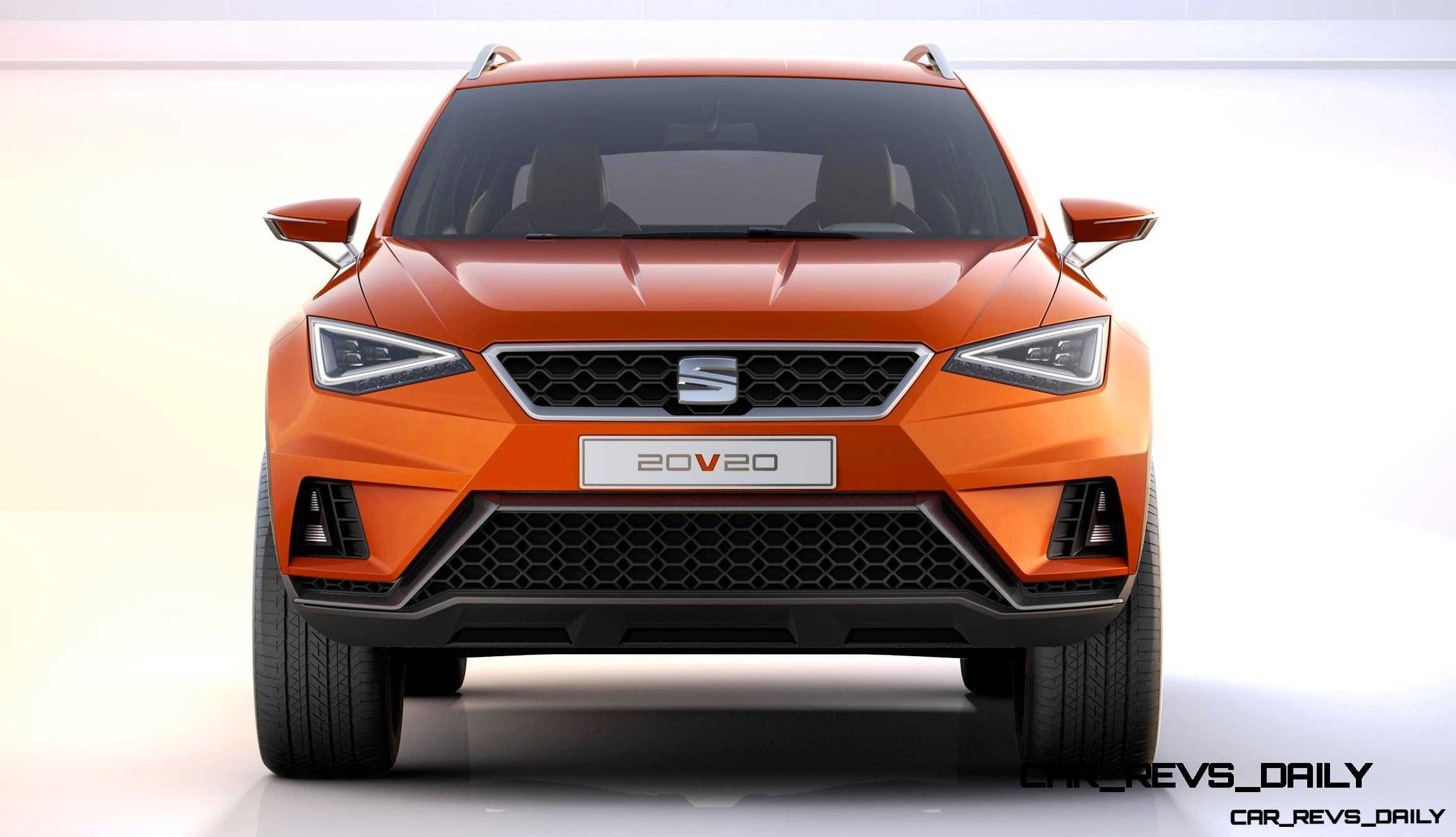 2015 SEAT 20V20 Concept SUV 2