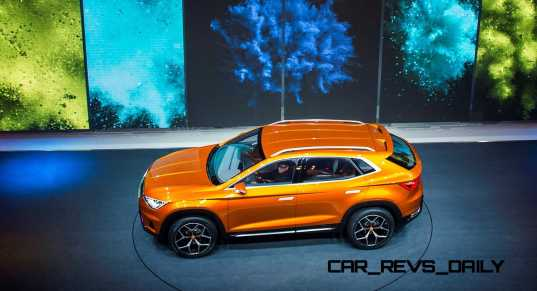 2015 SEAT 20V20 Concept SUV 24