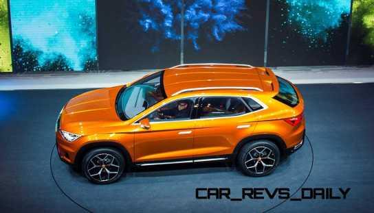 2015 SEAT 20V20 Concept SUV 29