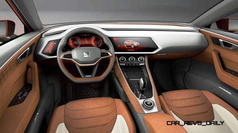 2015 SEAT 20V20 Concept SUV 9