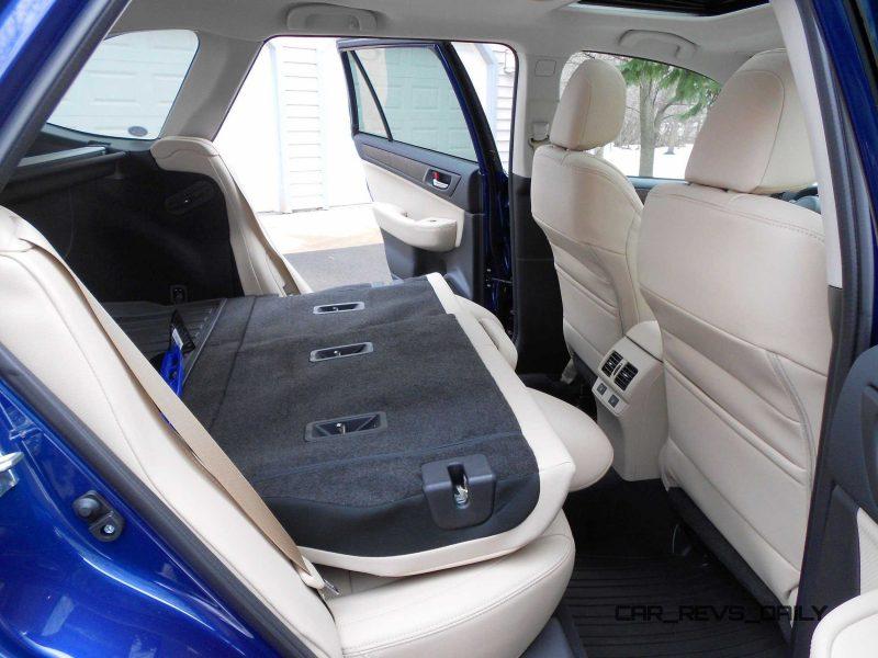 2015 Subaru Outback Limited 8