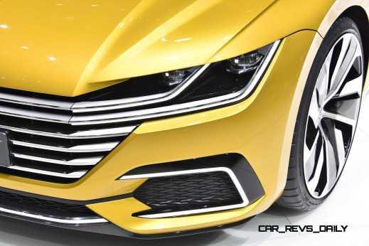 2015 Volkswagen Sport Coupe Concept GTE 10