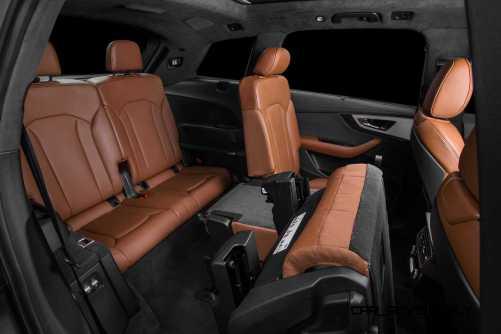 2016 Audi Q7 Interior 7