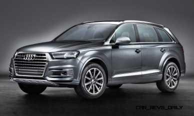 2016 Audi Q7 e-tron 1